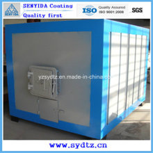 Beschichtungsmaschine / Leitung / Ausrüstung des Heizpulverlackes Ofen