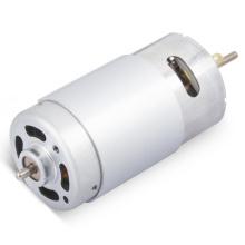 Largement appliqué moteurs électriques à courant continu 24 volts