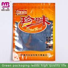 High-Grade ice cream/raisin/ nuts/dry fruit /plastic packing bags with ziplock & window