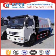 DFAC 8000L rear-loading compressional garbage truck