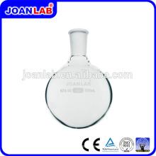JOAN LAB Borosilicate Glass Standard Joint Round Bottom Flask Supplier