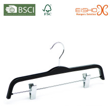 Deluxe Laminated Hanger With Chrome Clips for Women′s (MP627-1)