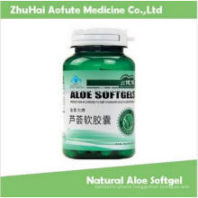Natural Aloe of Softgel for Constipation