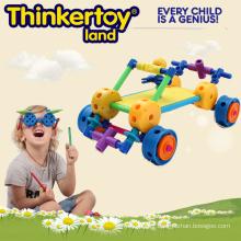 Apprenez par Patterns Plastic Building Toy for Boy