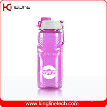 600ml BPA Free plastic sports drink bottle (KL-B1438)
