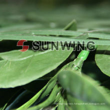 The plastic fence of china from Sunwing