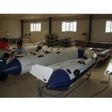 RIB Boat 2.7m with F9.9HP tiller (RIB270)