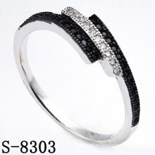 Nuevo anillo de la joyería de plata de los modelos 925 (S-8303. JPG)