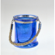 2015 Candle Holder with Jute