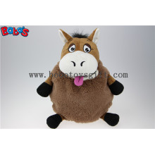 "15.8""Funny Tan Donkey Baby Travel Bag Plush Kids Backpack as Baby Gift Bos1222"