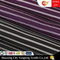 White Black Stripe Fabric For Shirt Office Uniform