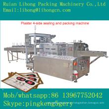 Gsb-220 de alta velocidade automática 4-Side pescoço cura máquina de vedação de gesso