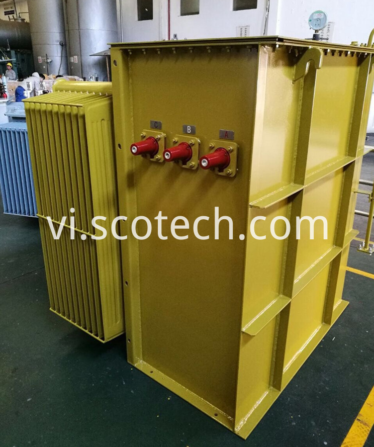Miniature Substation Transformer Hv Side
