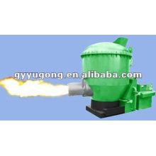 Mejor diseño y alta eficiencia de la quemadora de biomasa YG-J serie hecha por Gongyi Yugong