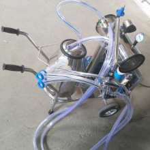 stainless steel 304 barrel milking machine