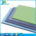 ISO9001 assurance de qualité feuille de toit en polycarbonate solide teinté de 25 mm lexan