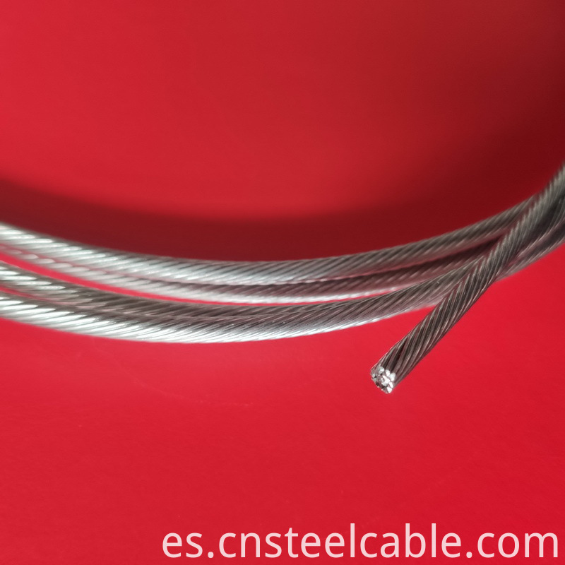 Stainless Steel Wire Strand 1x19
