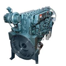 Brandneuer HOWO 336 PS 371 PS Motor