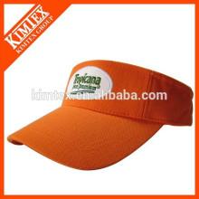 OEM моды высокого качества спорта пользовательских дешевые хлопка солнцезащитный козырек