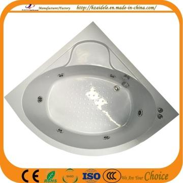 Baignoire intérieure de massage simple de 1400 * 1400mm (CL-340)