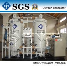 Ausrüstung zur Erzeugung von Sauerstoffgas (O2) (PO)