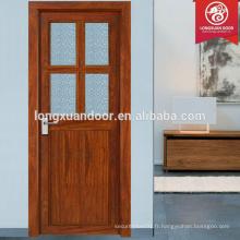Conception de portes et fenêtres de salle de bains en aluminium alibaba en Chine