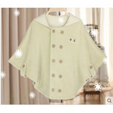 New Organic Cotton Baby Cloak with Fashion Design From China