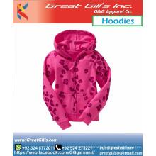 Custom Wholesale Blank Pullover Hoodies Women Ladies Girl