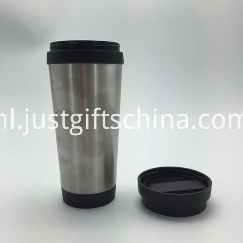Promotional 450ml Printed stainless steel Mugs_1