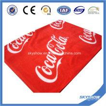 Coca Cola Printed Fleece Blanket (SSB0187)