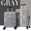 Valise Trolley Spinner Wheel TSA Lock ABS pour PC
