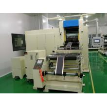 Ligne de broyeur automatique de presse à rouleaux d'électrode