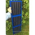 Cargador de mochila solar futuro 2017