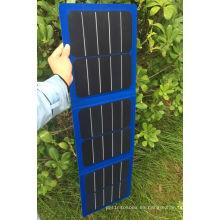 Bolso solar flexible del cargador del teléfono móvil de 60W Sunpower