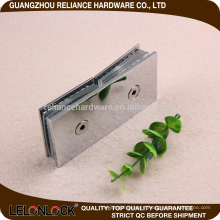 180 degree glass to glass Overpanel Sidelight Connector for wholesales