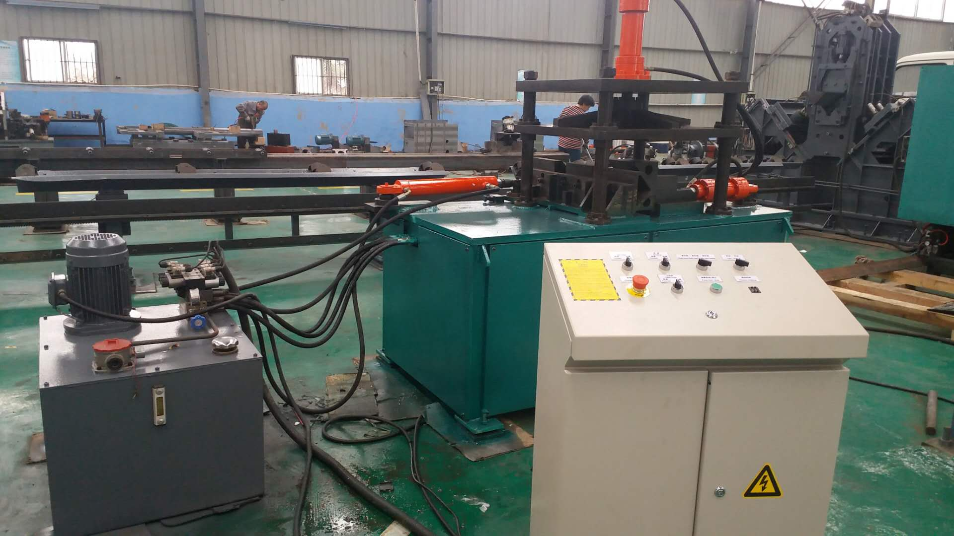Acrylic Angle Bending Machine