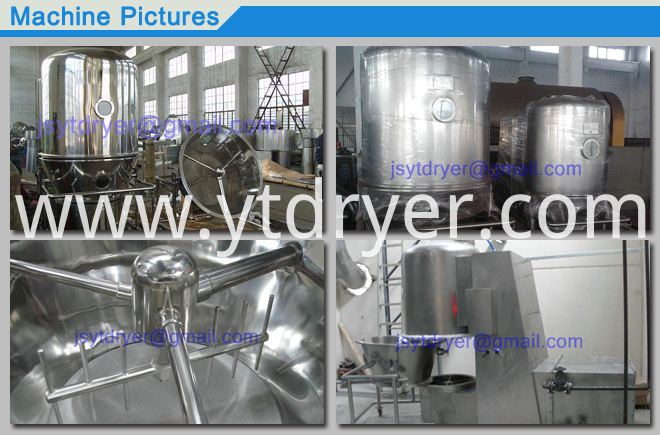 GFG Series High Efficiency Fluidizing Dryer