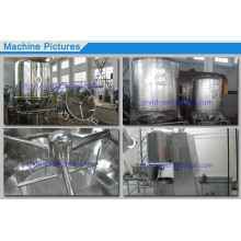 Food High Efficient Fluidizing Dryer Machine