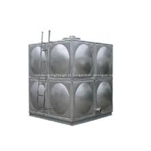 Tanque de água do produto comestível de aço inoxidável 304