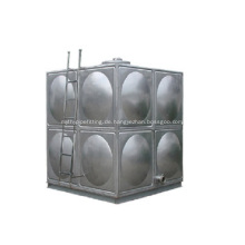 Edelstahl 304 Nahrungsmittelwassertank
