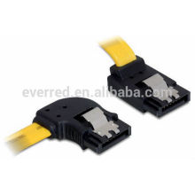 SATA 6 Gb / s LEFT-UP WINKEL SATA7P Kabel (ERS033)