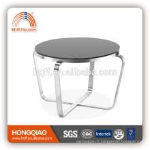 ET-19A ensemble de table à café, table basse en métal, table basse moderne