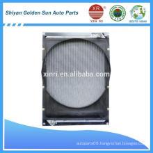 High Preferred Truck Parts in IRAN VIETNAM Aluminum Tube Radiator for FOTON AUMAN 1419313106001
