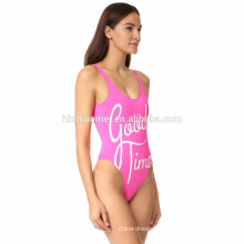 Hot Printed One-Piece Sexy Women Junior Swimsuits