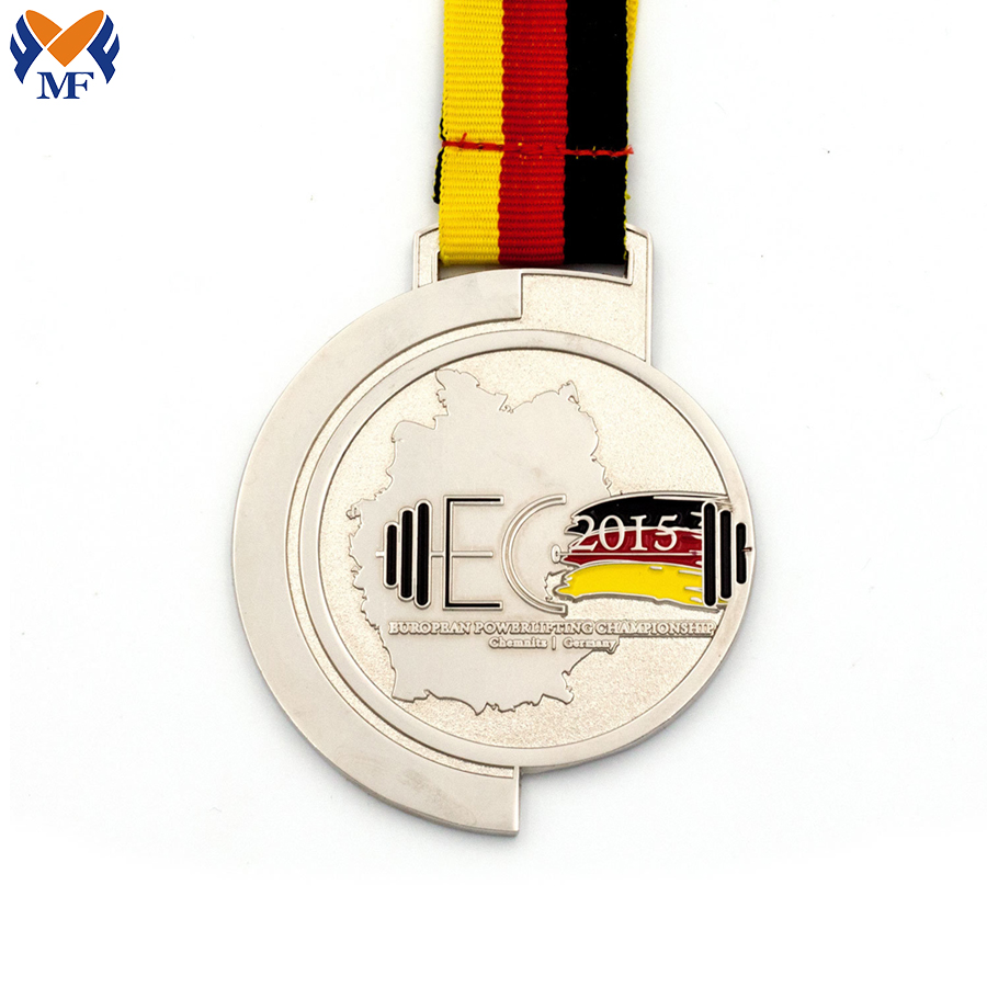 Custom Own Logo Medals