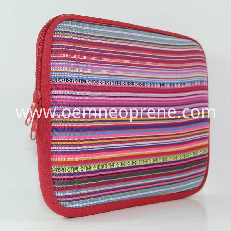 Alt Striped Neoprene Laptop Bags
