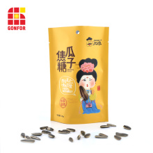 3 layers laminated plastic bag for seed packaging