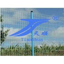 PVC-beschichtete Euro-Zaun