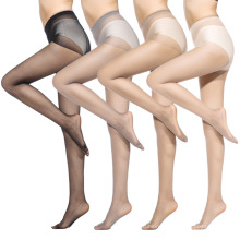 Hot Selling New Model Spandex Girl Tube Tights Women Pantyhose