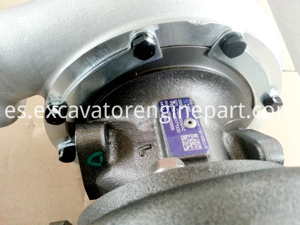 sdlg excavator engine parts supercharger 1118010-D807